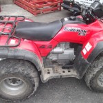 Honda 450 Low Mileage