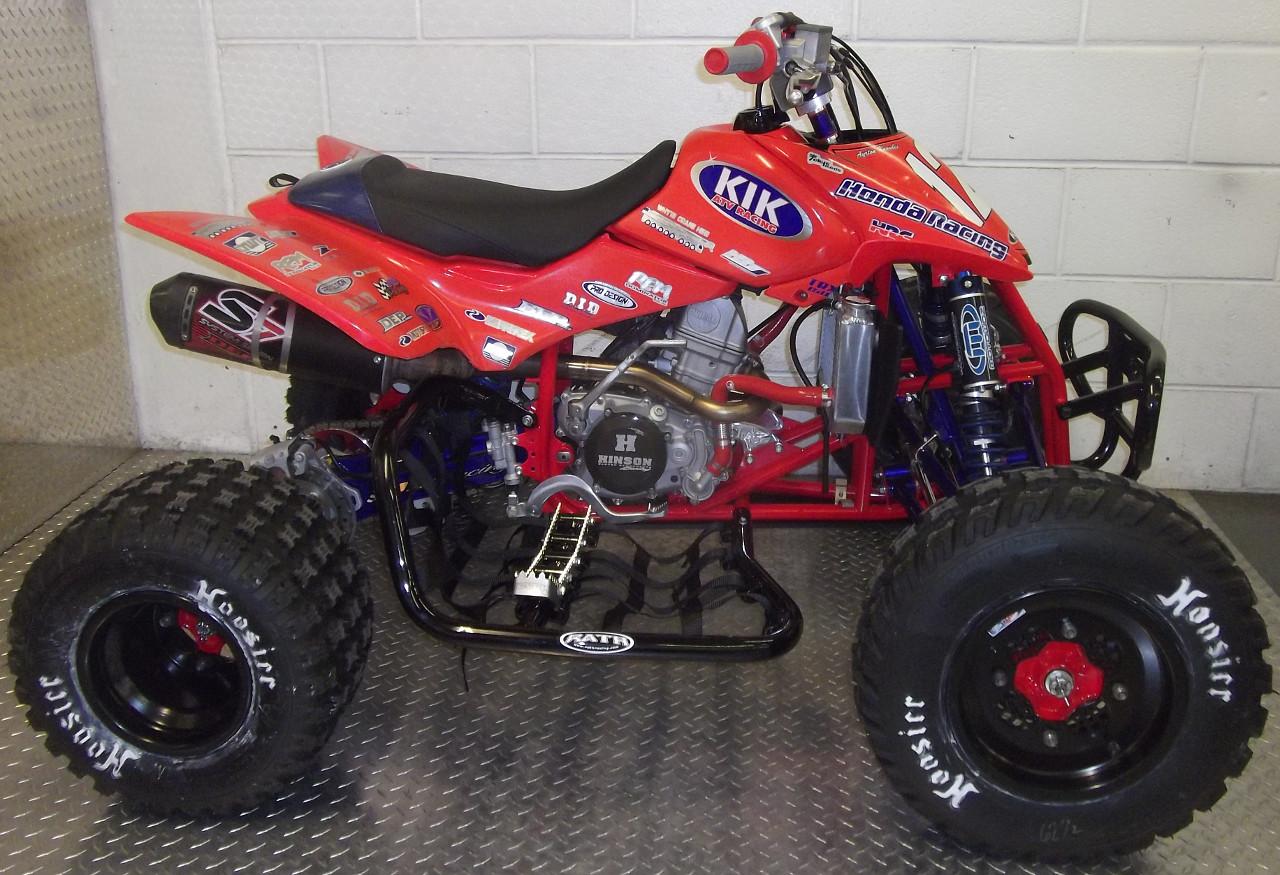 Honda Jb 150cc Race Bikes Custom Built By Kik Atv S Ltd